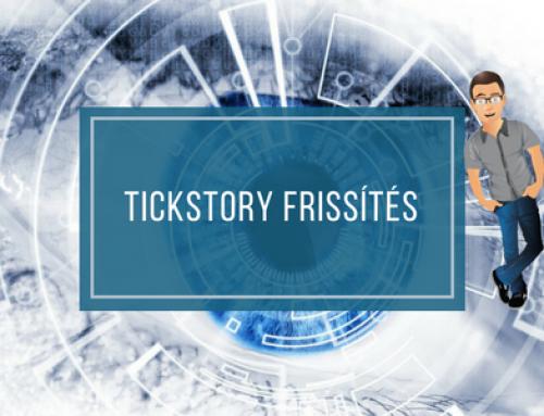 Új TickStory verzió: 1.8.7!