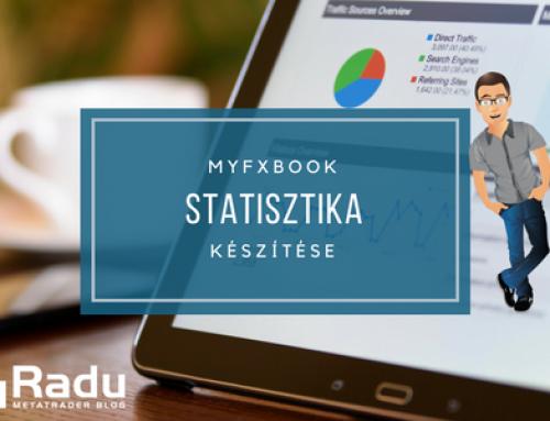 Bővebb számlakimutatások készítése Myfxbook segítségével