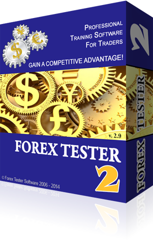 ForexTester2 vásárlása kedvezménnyel