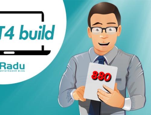 Új MT4 build bejelentve – 880