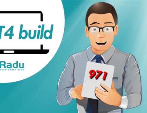 Új MT4 build bejelentve – 971