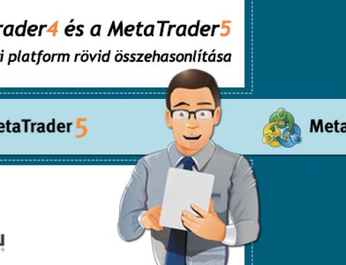MetaTrader4-ről MetaTrader5-re: új lehetőségek?