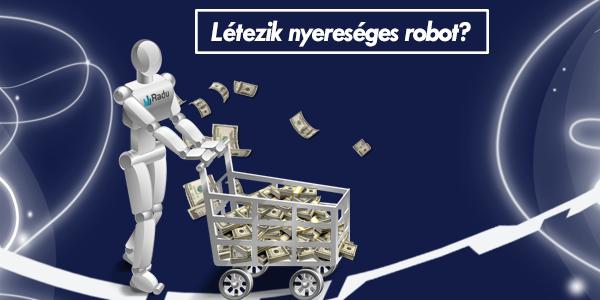 robot használata kereskedésben)