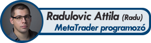 Radulovic Attila Metatrader4 programozó