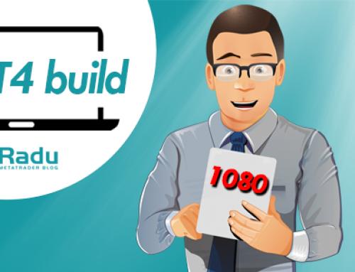 Új MT4 build bejelentve – 1080