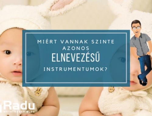 Miért van több, szinte azonos nevű instrumentum egy számlán belül?