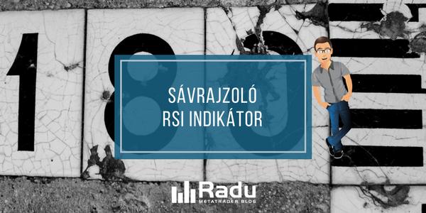 Letölthető sávrajzoló RSI indikátor