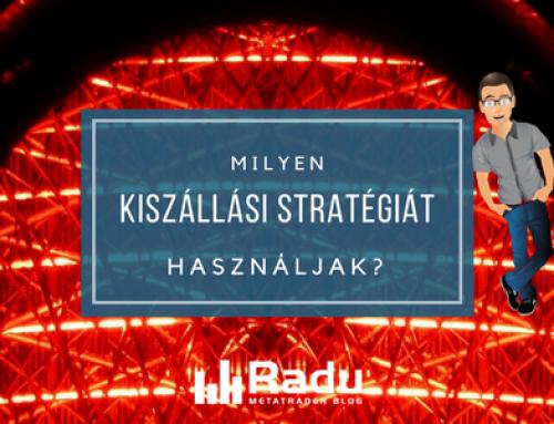 Milyen kiszállási stratégiát érdemes használni?