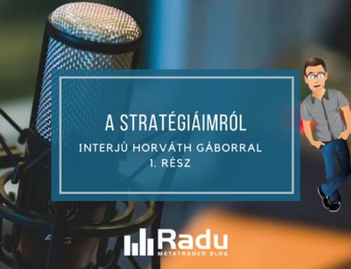 Stratégiáim – interjú Horváth Gáborral – 1. rész