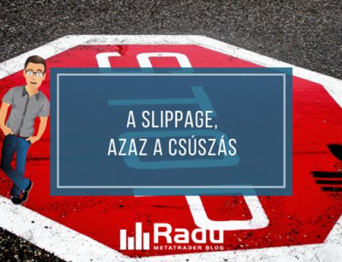 A slippage, vagyis a csúszás