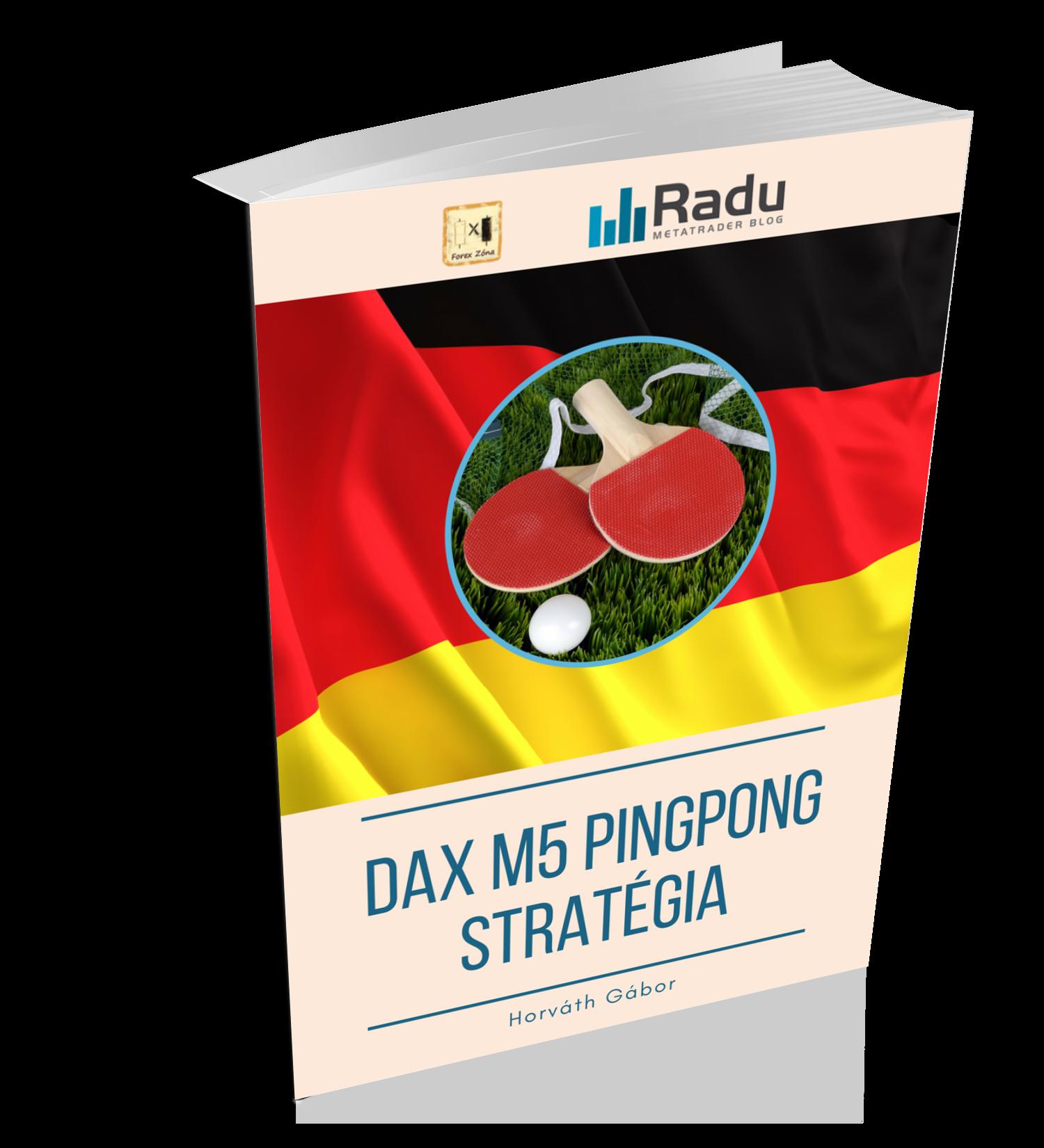 DAX M5 Pingpong stratégia