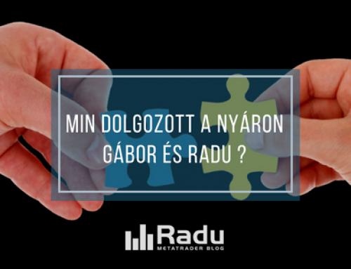Min dolgozott a nyáron Radu és Gábor?