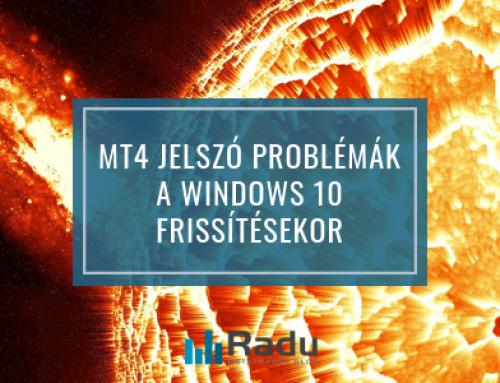Ismételve: jelszóproblémák a Windows 10 őszi alkotói frissítésénél