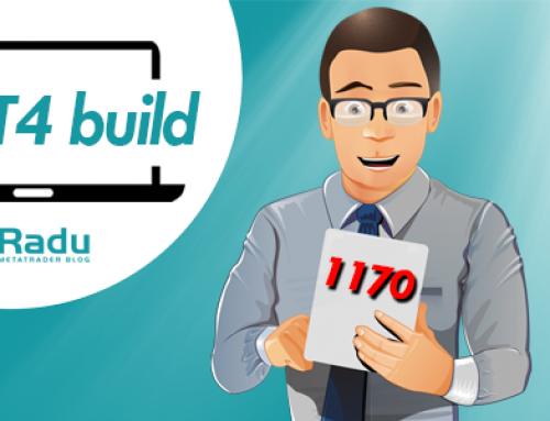 Új MT4 build bejelentve – 1170