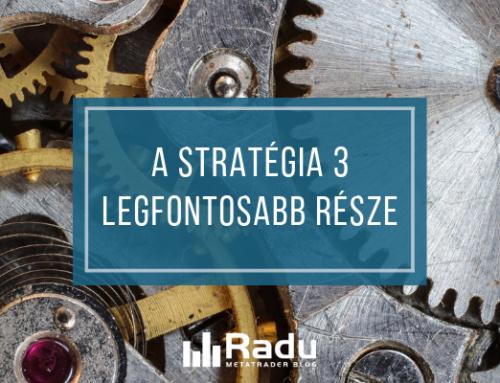 A stratégia 3 legfontosabb része