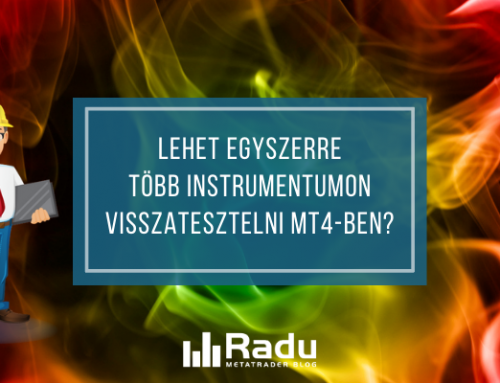 Lehet-e több instrumentumon visszatesztelni egyszerre a MetaTrader4-ben?